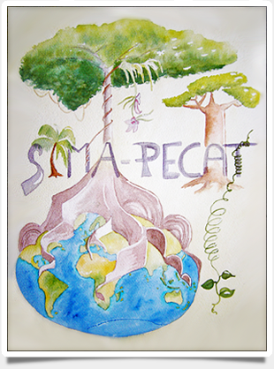 Illustration en peinture de SIMA-PECAT