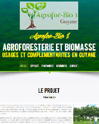Agrofor-Bio1 - Agroforesterie et biomasse
