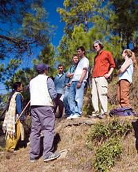 Développement éco touristique par la création d