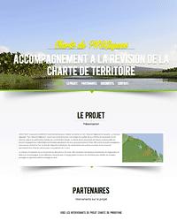 Charte du PNRGuyane Accompagnement à la révision de la charte de territoire